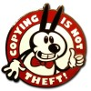Did you know whe the first cartoon was copyrighted?