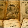Did you know when the Farmer's Almanac was published?